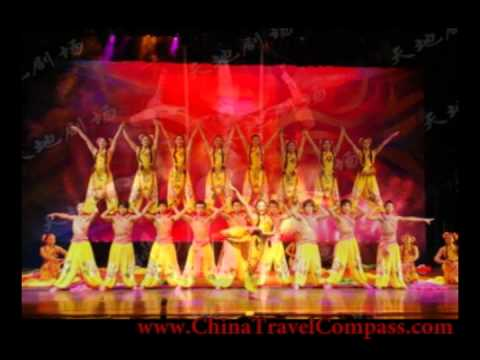 Beijing Tiandi Theatre Acrobatics Show