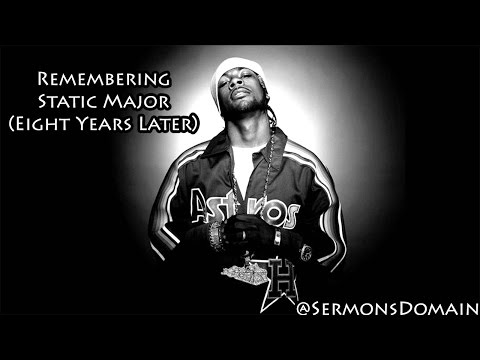 Paying Tribute to Static Major: An Amazing Songwriter & Artist
