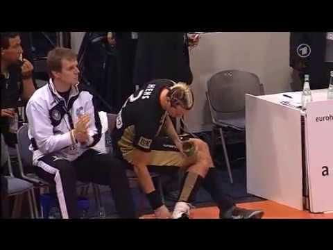 Pascal Hens nutzt Trimona Handballwax
