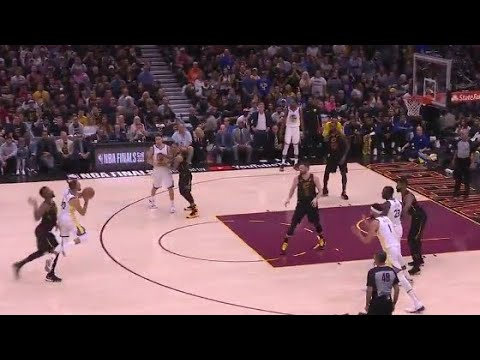 Steph Curry INSANE Three Point Shot! Game 4 Warriors vs ...