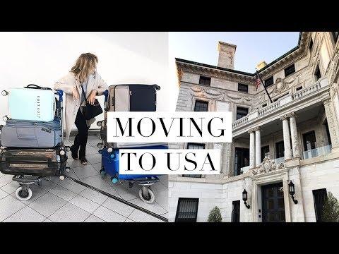 MOVING TO WASHINGTON DC + NEW STUDIO APARTMENT | DC Diaries #1