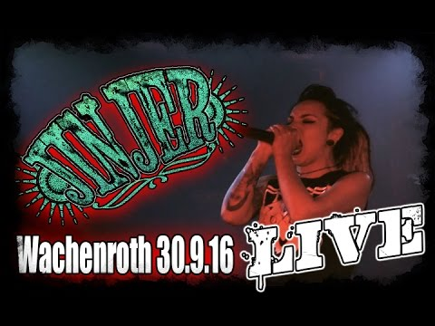 Jinjer LIVE @ Toxicity - Wachenroth - 30.09.2016 King of Everything Tour - Dani Zed