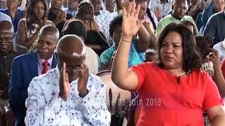L'ÉTERNEL EST MON BERGER Bishop Judith Kalonji