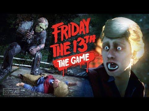 Friday the 13 th : EP.7 : วิ่งไม่ทันก็โดนหั่นเป็นชิ้นๆ