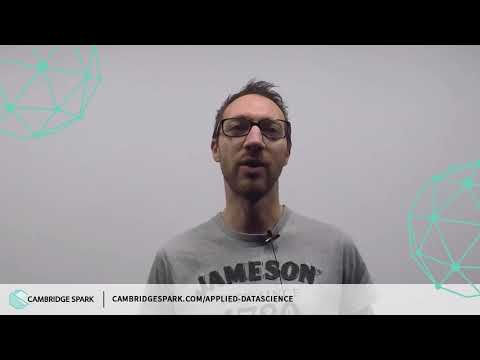 Applied Data Science: weekend seven recap with Gian Bombardieri