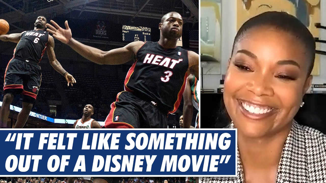 Gabrielle Union On The Heat Big 3 Forming and Her Favorite Heatles Moments | JJ Redick