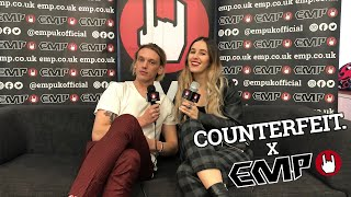 Jamie Campbell Bower - COUNTERFEIT. - Interview - New Era, Hidden Talents and The Bat Mobile... YouTube Videos