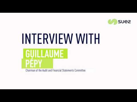 Guillaume Pepy - Presentation to the SUEZ Annual General Meeting on 17 May 2018