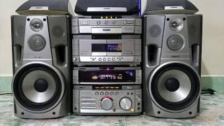 [Đã Bán ] Dàn Khủng long 5 loa Sony VX700 - Bass như boom - Có remote- Giá zalo : 01666.543.886