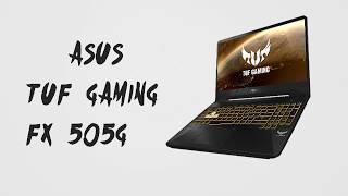 [UNBOXING] ASUS TUF Gaming FX505G