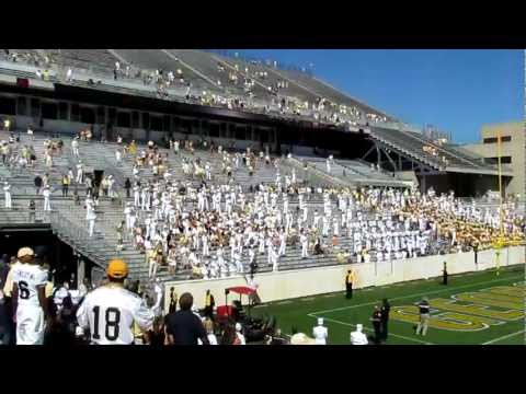 "Georgia Tech Marching Band ""The Horse"""