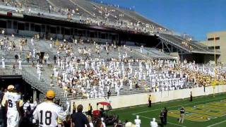 """Georgia Tech Marching Band """"The Horse"""""""