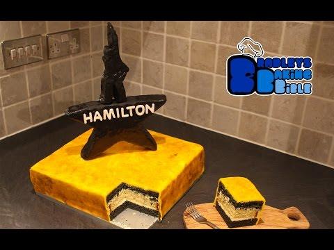 Hamilton Cake | Hamilton - An American Musical Special