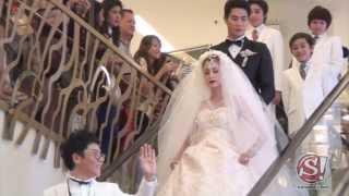 Repeat youtube video อลังการ ดารา สวมชุดแต่งงาน ประชันเครื่องเพชร