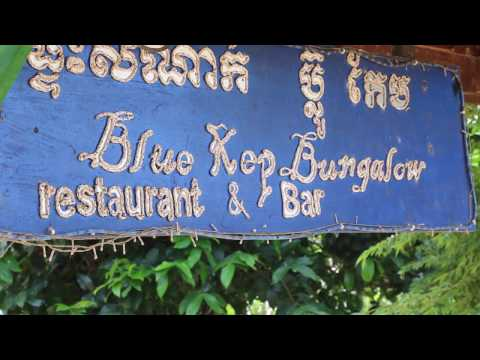 Hotel Blue Kep bungalow - Cambodge