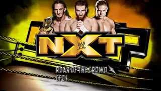 "WWE NXT: ""Roar of the Crowd"" ► Official Theme Song"