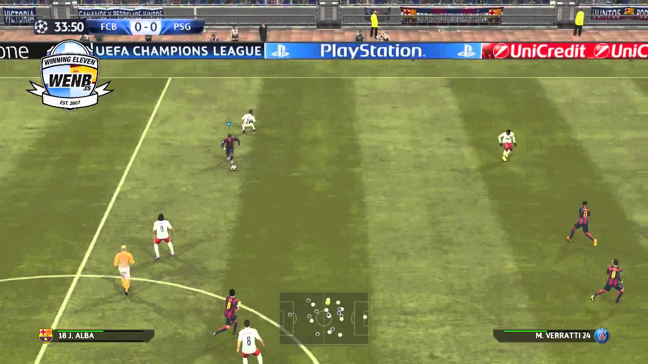 PES 2015 PC Games Screenshots