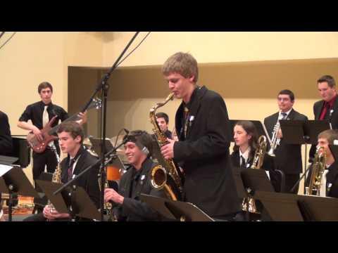 Slippery Rock PMEA District jazz band 1