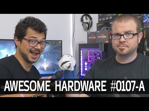 Awesome Hardware #0107-A: Core i9 Controversy, Cryptocurrency Cripples Card Caches