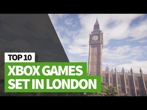 Top 10 Xbox Games Set In London