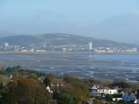 Places to see in ( Swansea - UK ) Swansea Bay