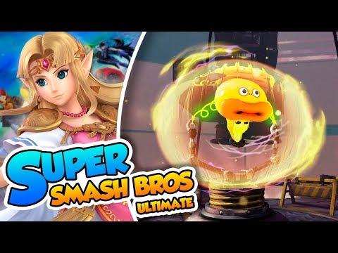 ¡La central siluro! - #22 - Super Smash Bros Ultimate (Switch) DSimphony