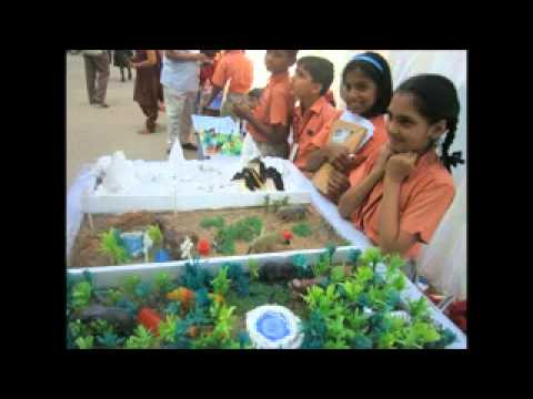 Science Exhibition Of Class VIII (2011-2012)