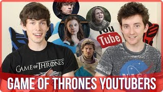 Game of Thrones YouTubers  w/ Liam Dryden