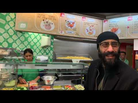 MAOZ VEGETARIAN in Punjabi Style