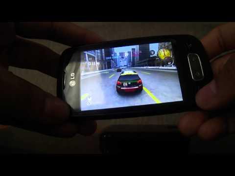 Optimus One Android 2.3.4 Gingerbread cm7 y Rendimiento de Juegos