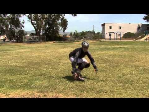 Cách trượt patin cơ bản 1 - Làm thế nào để đứng trên giày patin
