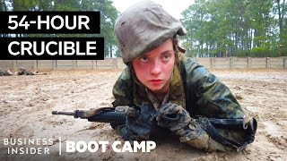 What It Takes To Survive The Marines' 54-hour Final Test | Boot Camp