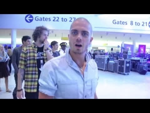 Is There Trouble Brewing Between Zayn Malik and Max George?  Splash   Splash  TV