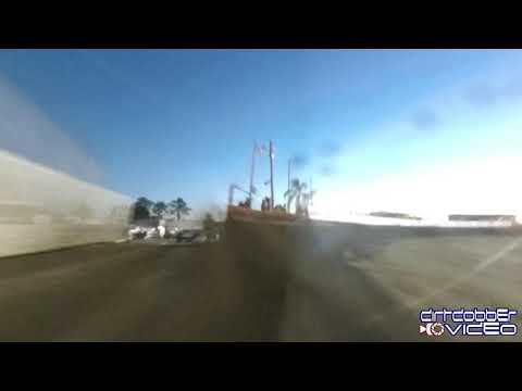 Kyle Bronson  Lucas Oil Late Model Dirt Series Qualifying East Bay Raceway Park, 2/3/20