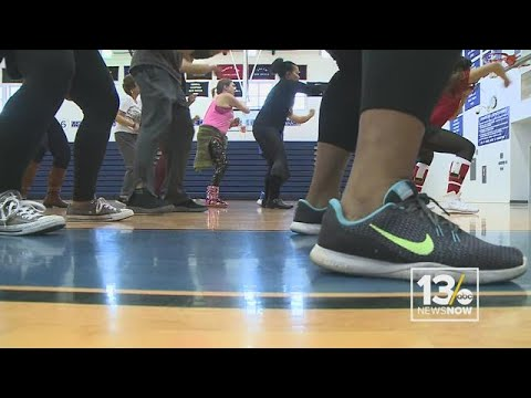 Event at Landstown High School raises money for former student hurt in crash