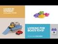 default - Munchkin Bath Toy, Little Boat Train, 6 Count