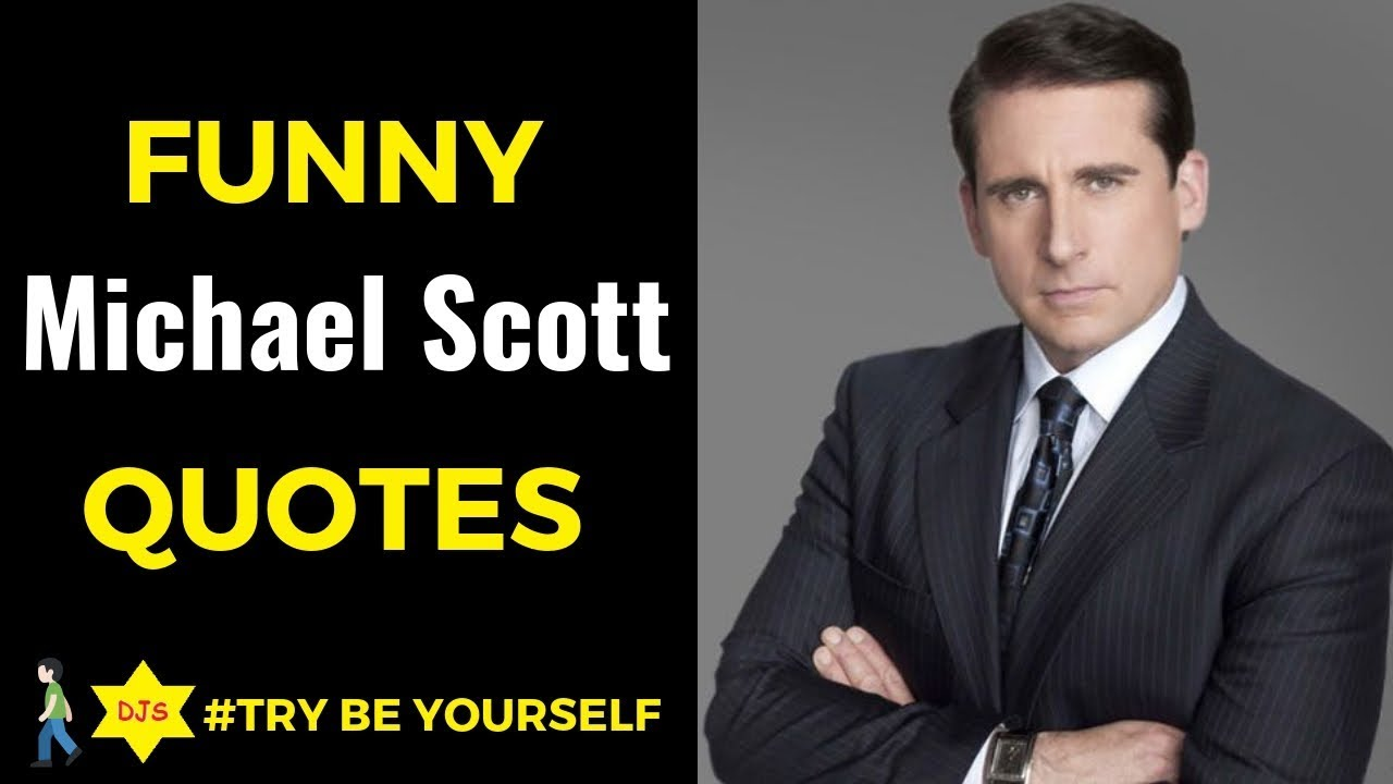 Funny Michael Scott Quotes To Ease Your Day