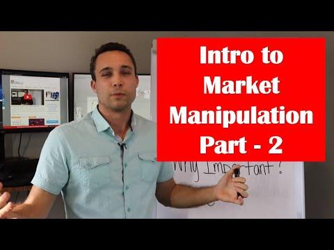 Forex market manipulation