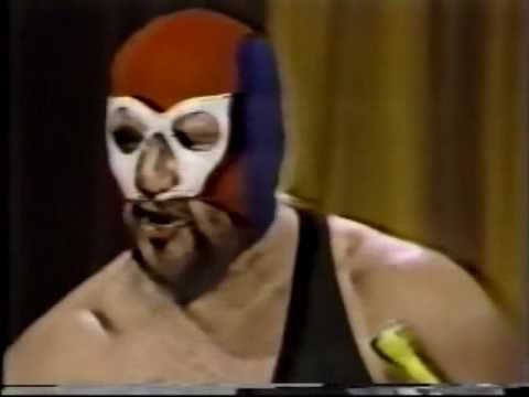 Dream Machine Promo on Dutch Mantell - Mark of a Chicken (1981) Classic Memphis Wrestling