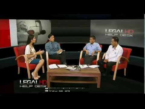 Legal Help Desk Episode 104: Worker's Rights
