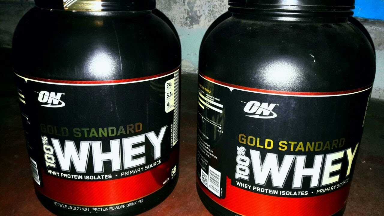 Whey Protein Original Or Fake How To Check Youtube