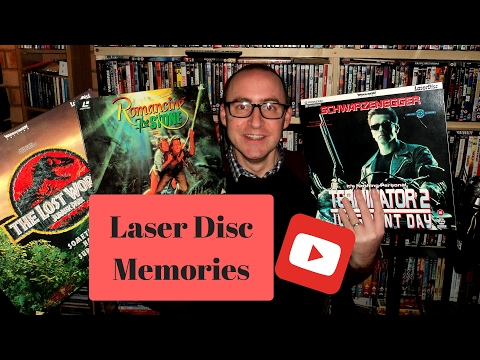 Laserdisc Memories