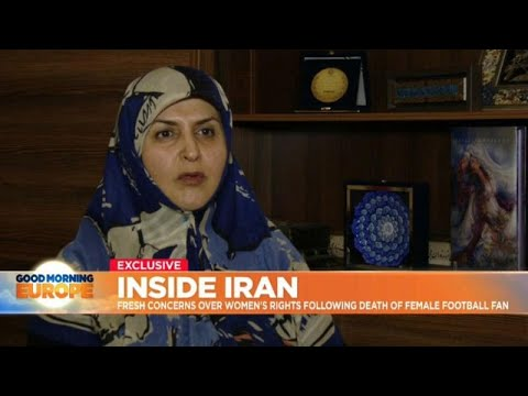 Inside Iran: the fight for women's rights after 'Blue Girl' tragedy