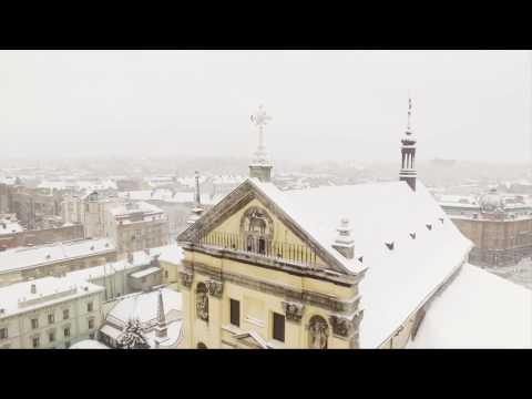 Ukraine Lviv from