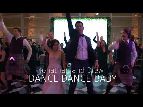 Drew and Jonathan: Dance Dance Baby