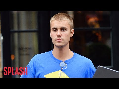 Justin Bieber Pulled Over by Cops in Beverly Hills | Splash News TV