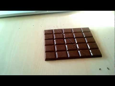 Секрет бесконечной шоколадки. Задача и решение.