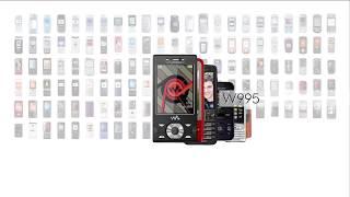 Every Sony Ericsson phone (2001-2011)