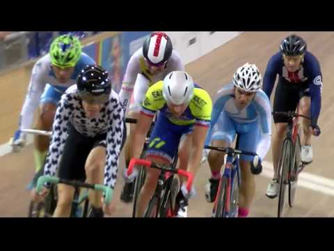 Thursday 10/12 - UCI Masters Track Cycling World Championships