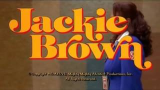 Jackie Brown and The Delfonics, by Stan